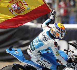 Foto: Telecinco se dispara con el GP de España de MotoGP