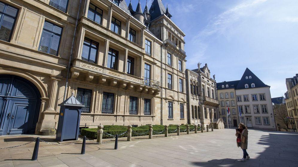 Foto: Gran Palacio Ducal de Luxemburgo. (Reuters)