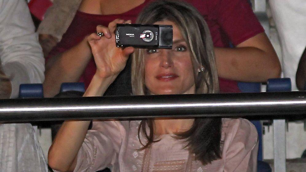 Foto: Doña Letizia en una imagen de archivo. (Gtres)