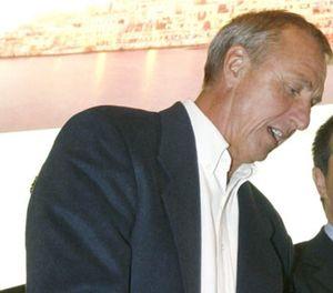 Cruyff no ve a los cuatro cracks del Barca juntos
