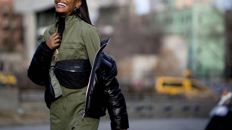 Alístate en el ejército de moda. (Imaxtree)