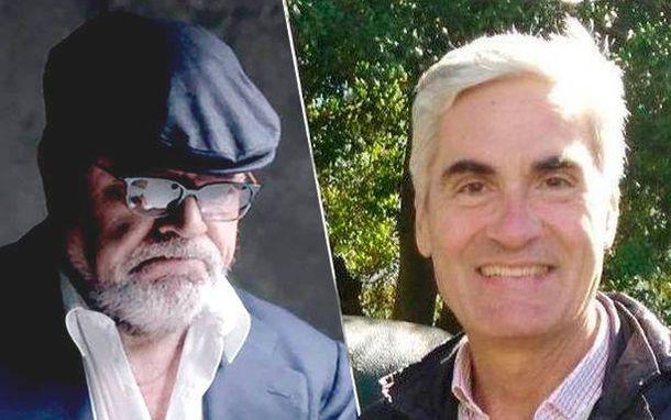 Foto: El excomisario Villarejo y el juez Diego de Egea.