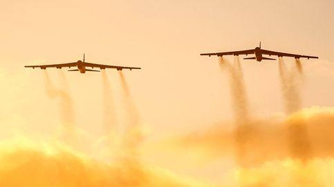 Cuatro B-52 de EEUU sobrevolarán España y el resto de países de la OTAN por 1ª vez