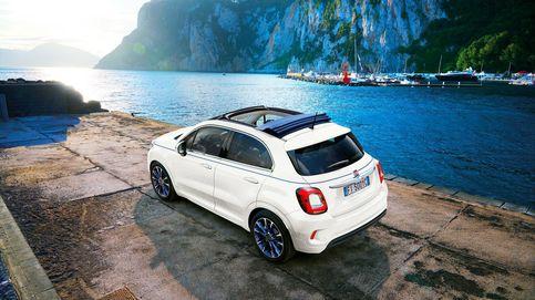 El Fiat 500X se vuelve descapotable con el techo retráctil 'Dolcevita'