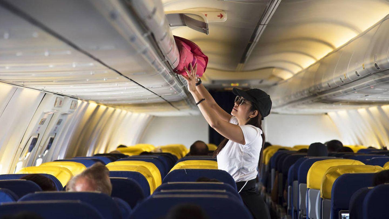 Se recomienda limitar el equipaje a bordo para minimizar el riesgo de contagio (iStock)