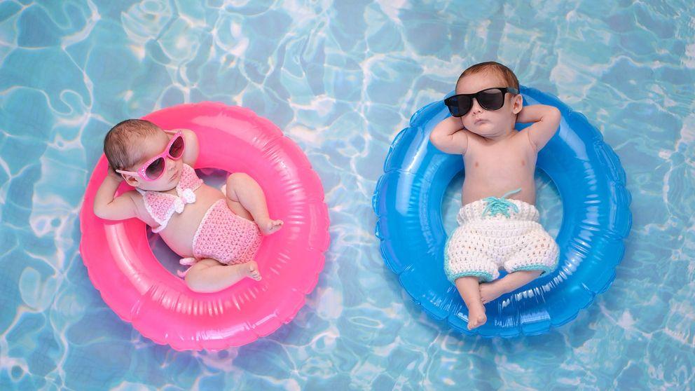 Como la lotería: dio luz a hermanos gemelos con 11 semanas de diferencia entre ambos
