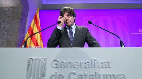 Citan a 11 altos cargos y Puigdemont apela a la movilización popular