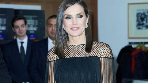 ¡Sorpresa! Michelle Pfeiffer le copia un vestido a doña Letizia (y es uno de sus hits)