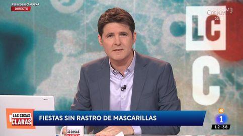 Cintora vuelve a la carga con imágenes de fiestas en Madrid sin mascarillas