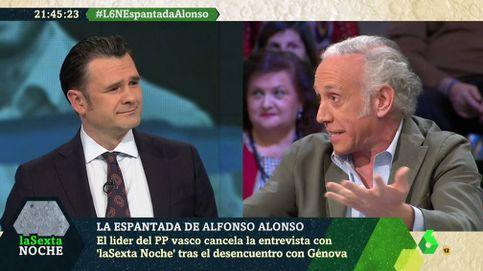 'La Sexta noche': Eduardo Inda descoloca a Iñaki López con esta teoría