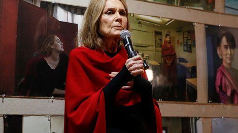 La escritora feminista Gloria Steinem, premio Princesa de Asturias de Comunicación
