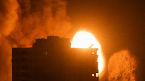 Las milicias en Gaza han disparado 3.150 cohetes hacia Israel desde el pasado lunes