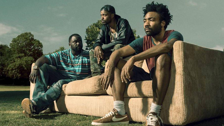 Imagen promocional de la comedia 'Atlanta'. (FX)