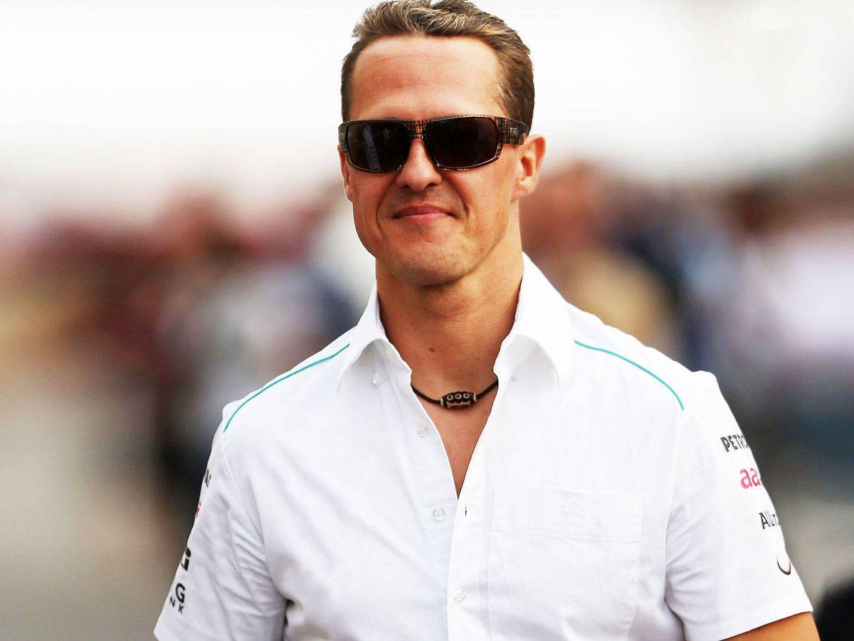 Foto: Michael Schumacher. (Reuters)