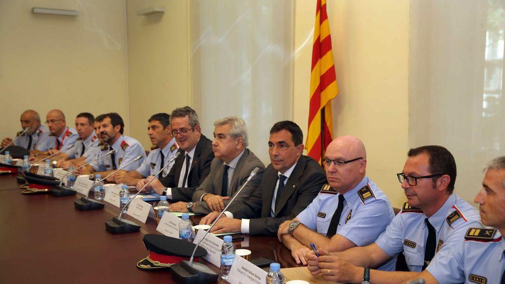 Operación de los Mossos para buscar 'espías' de Madrid entre sus agentes