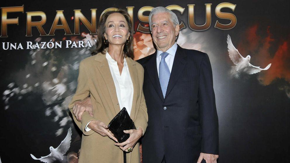 La 'sonada' noche bonaerense de Isabel Preysler y Mario Vargas Llosa