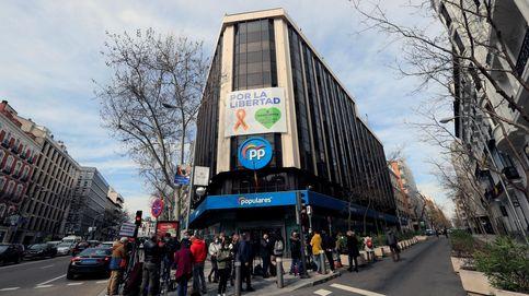 Génova no es la cueva de Alí Babá: las dos eras del PP chocan por la mudanza