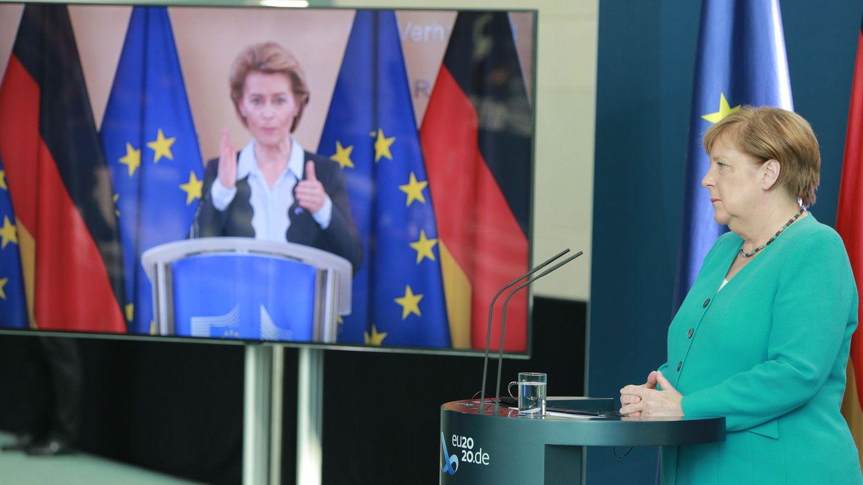 La UE aprueba 500.000 M en ayudas de Alemania a sus empresas