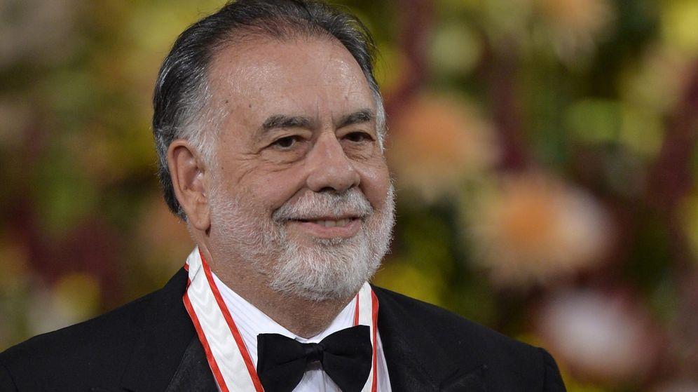 Foto: Francis Ford Coppola, Premio Princesa de Asturias de las Artes 2015