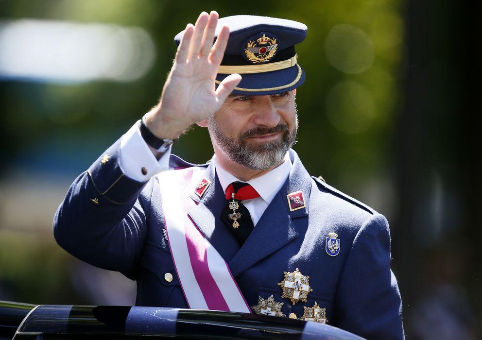 Foto: El príncipe Felipe, en una imagen de archivo (Reuters)