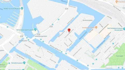 Al menos un muerto y dos heridos en tiroteo en el centro de Amsterdam