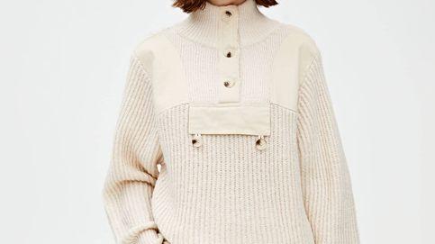 Si te fascinan los pantalones cargo, debes ver este jersey de Pull and Bear cuanto antes
