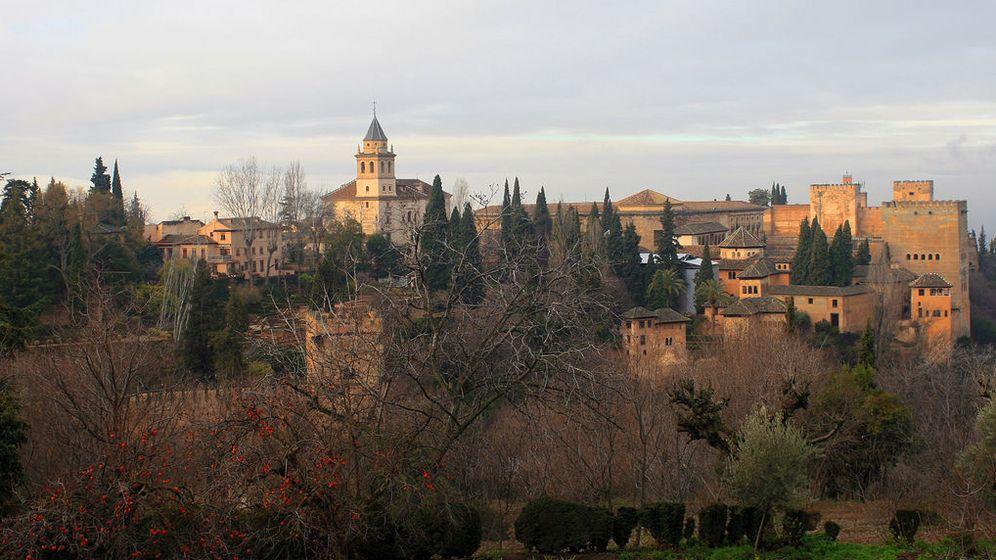 Foto: Vista de la Alhambra desde Granada. (Ed Menendez/CC)
