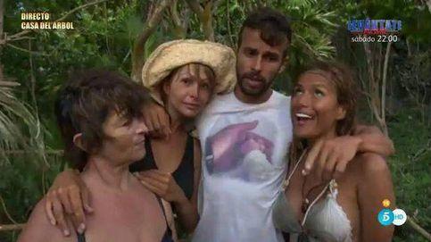 Doble expulsión en 'Supervivientes': Cristian y Mari Carmen vuelven a España