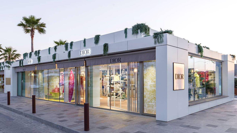Dior Pop Up Store Ibiza. (Cortesía)