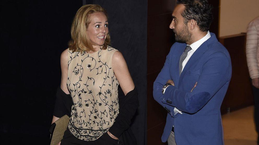 Rocío Carrasco y José Ortega Cano se reencuentran gracias al sello de Rocío Jurado