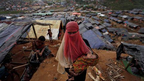 Medio millón de desplazados por una limpieza étnica de manual