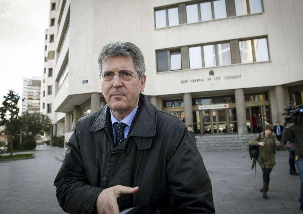 Foto: El inspector jefe de la Policía de Madrid, Emilio Monteagudo. (EFE)