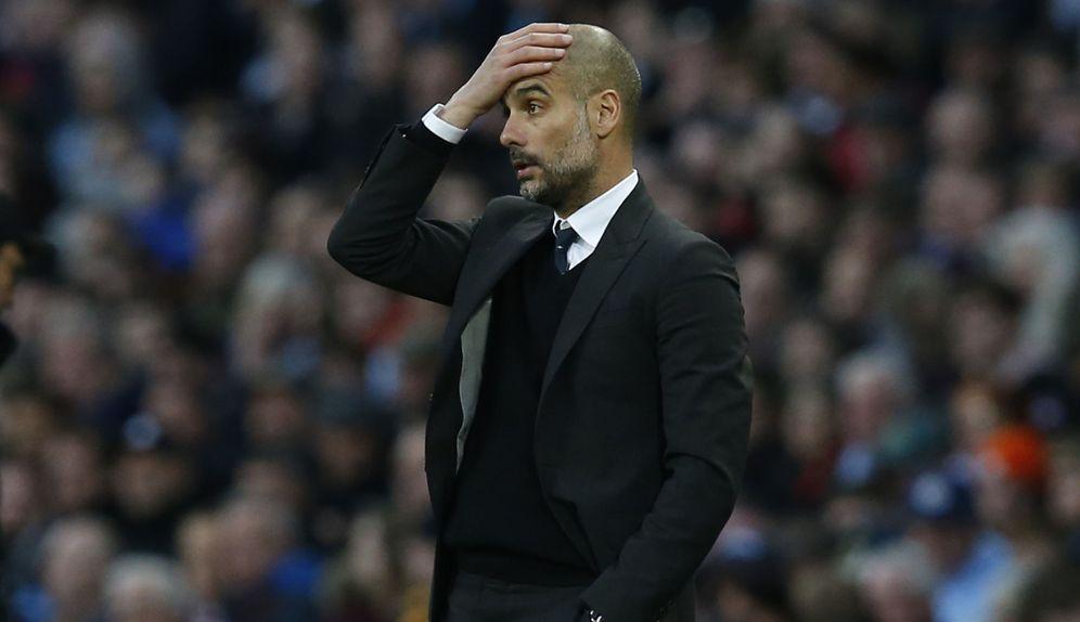Foto: Pep Guardiola pretende hacer una gran revolución en la plantilla del Manchester City. (Reuters)