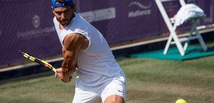 Post de La otra batalla de Rafa Nadal en Wimbledon que ya desnudó su tío Toni