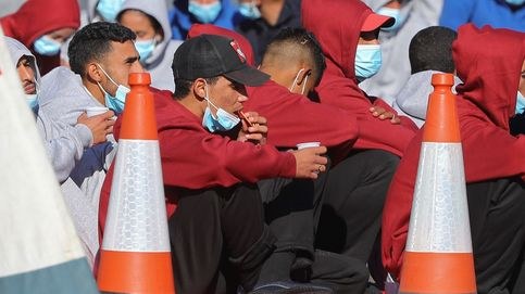 Rescatan tres pateras con 105 migrantes al sur de Gran Canaria