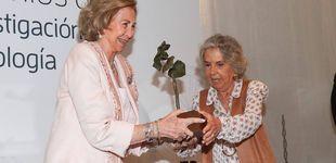 Post de La reina Sofía, muy guapa y rejuvenecida, vuelve a la agenda real