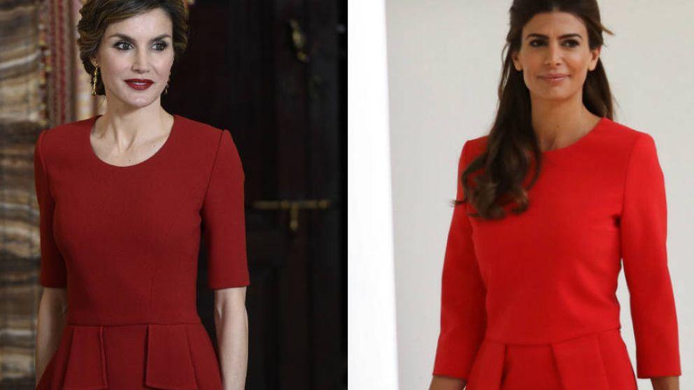 Letizia, Juliana Awada y un vestido (casi) idéntico