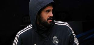Post de El mal del Real Madrid: la nueva queja de Isco y su 'bofetón' a Solari a través de Twitter