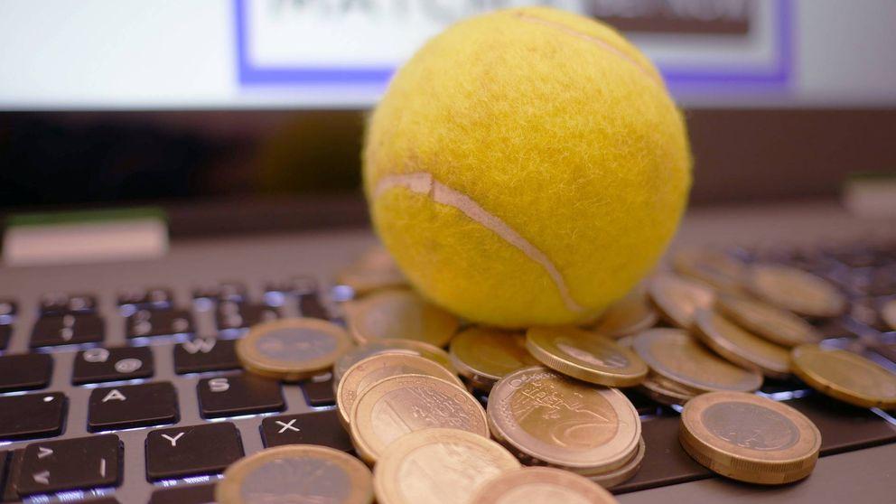 La mafia española del tenis ganó 3,6 millones apostando en 73 partidos amañados