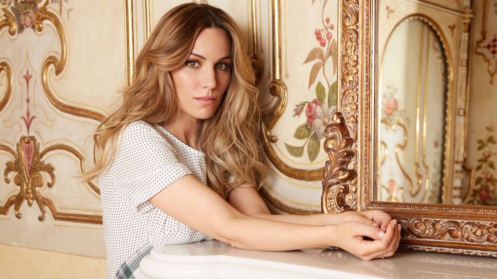 Edurne: la cantante de 'OT' y Eurovisión, ahora actriz de 'Servir y proteger'