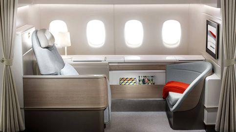 5 cabinas de primera clase para volar como un marqués