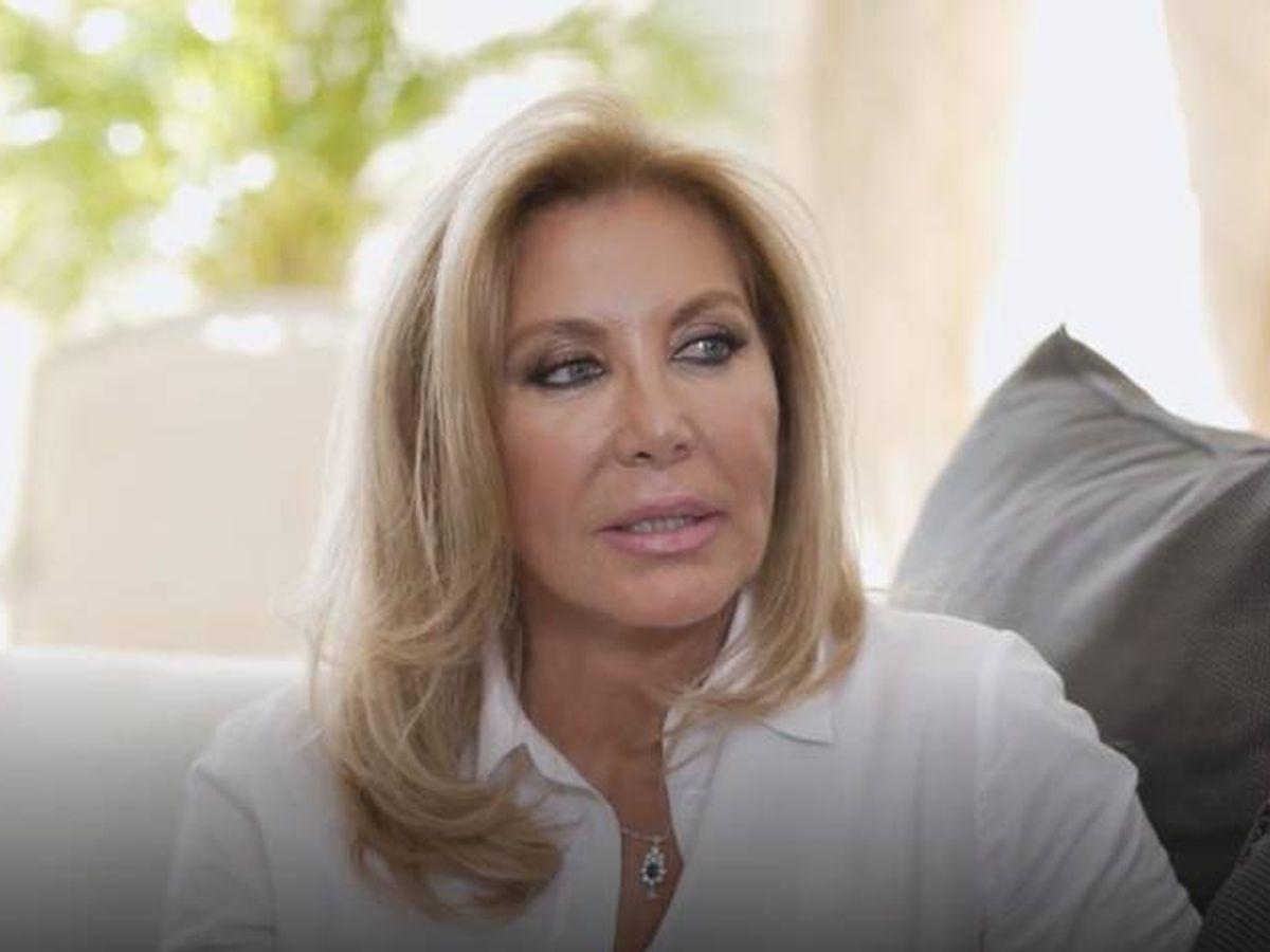 Foto: Norma Duval, en 'Mi casa es la tuya'. (Mediaset)