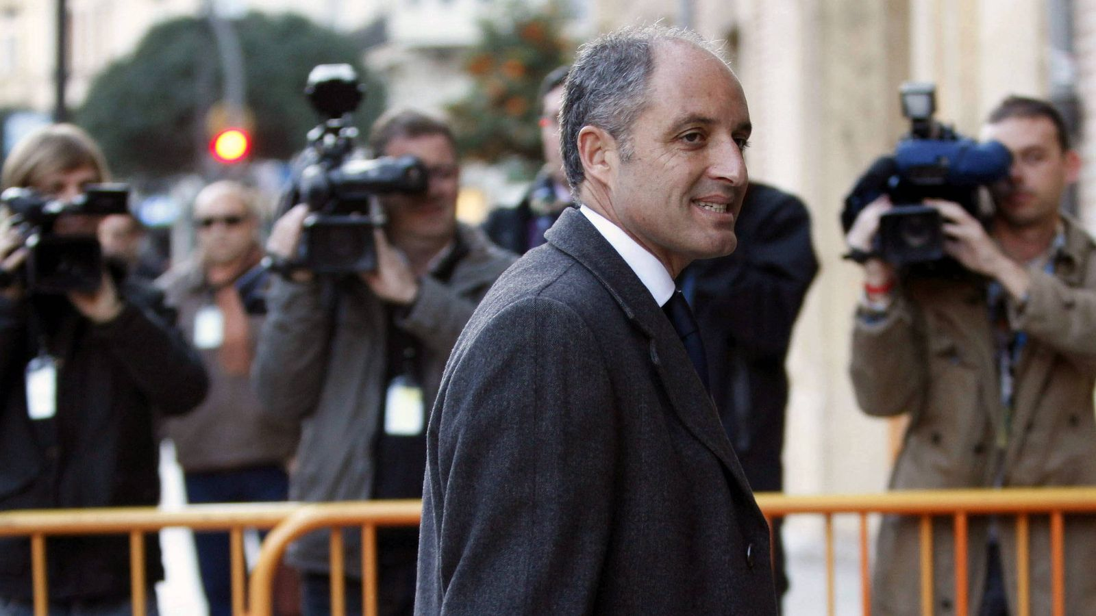 Foto: El expresident de la Generalitat Francisco Camps. (EFE)