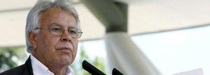 """González asegura que  se está """"incubando"""" una nueva crisis financiera"""
