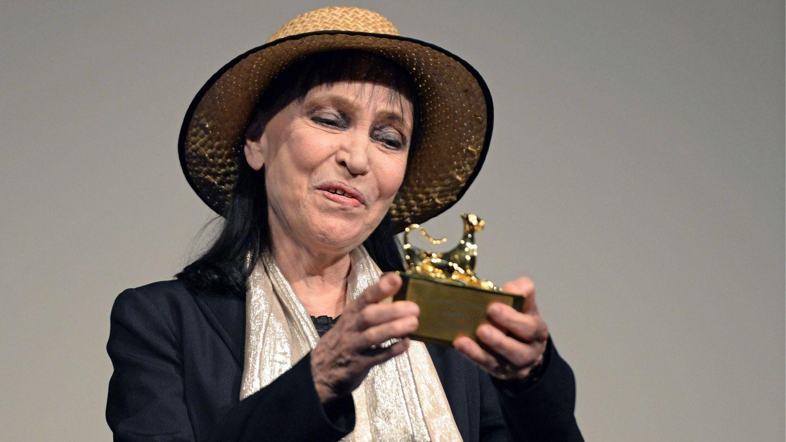Ana Nominada Actriz Revelación Cine Porno películas: fallece a los 79 años anna karina, actriz icono