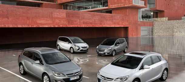Foto: Opel lanza el motor diésel suave y silencioso
