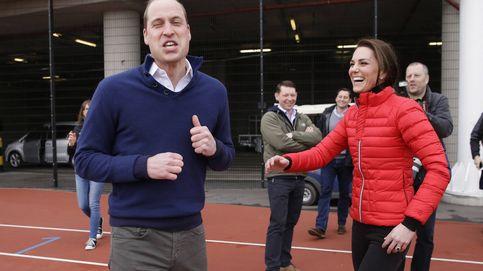 La impresionante fiesta del príncipe Guillermo con una modelo (y sin Kate)