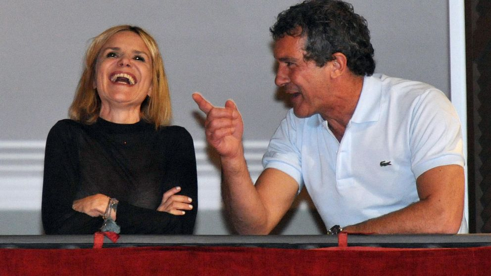 El porqué de la visita de Eugenia a Banderas con un capote en la mano