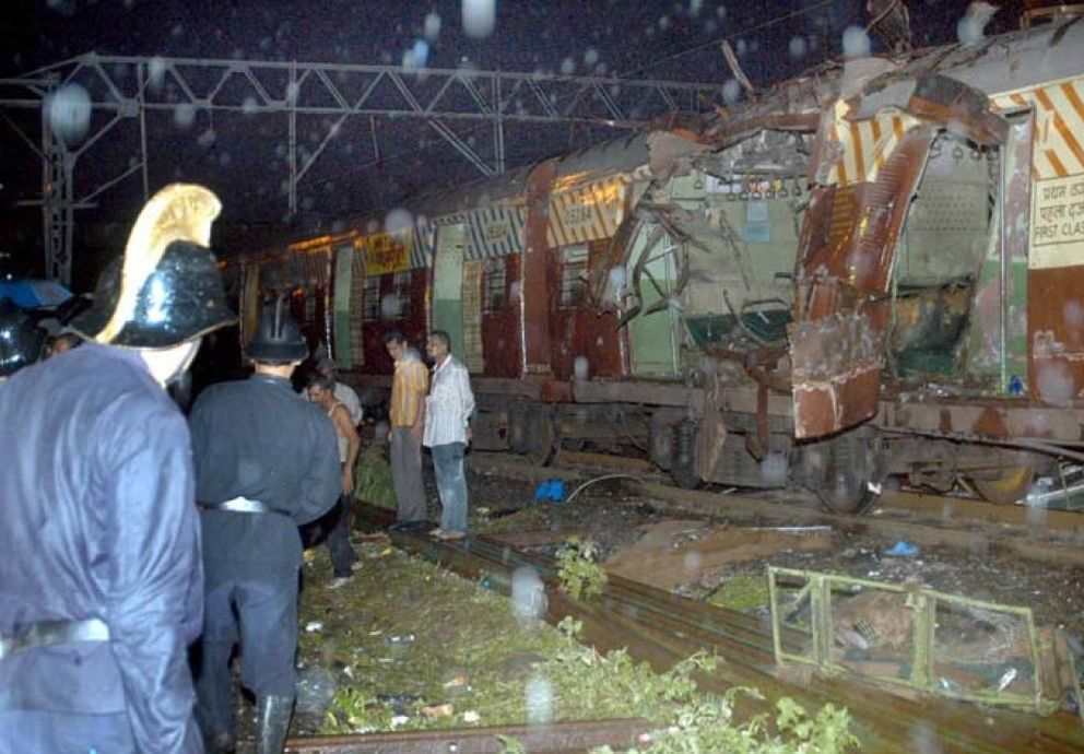 Foto: Ya son 190 muertos y 625 heridos en un atentado como el del 11-M en la India
