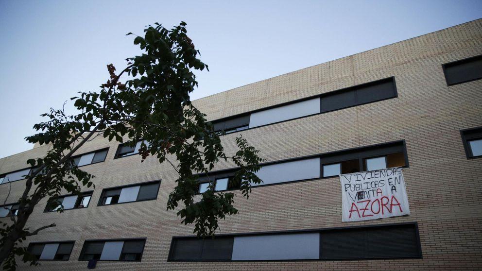 Varapalo judicial: El Supremo anula la venta de 3.000 VPO a Goldman-Azora